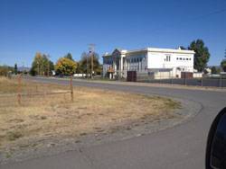 The Haines school, K-6. There were six girls and six boys in my sixth grade class.