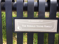 The Ronald Young Family